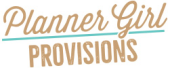 Planner Girl Provisions Promo Codes: Up to 0% off