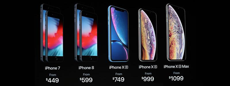 Apple's iPhone XS, XS Max and XR Launch Event – Sept.12, 2018 | Discovery - Dealspure