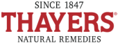 Thayers Promo Codes: Up to 0% off