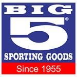 Big 5 Sporting Goods Promo Codes: Up to 63% off