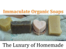Immaculate Organic Soaps Promo Codes: Up to 0% off