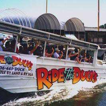 Ride The Ducks Promo Codes: Up to 15% off