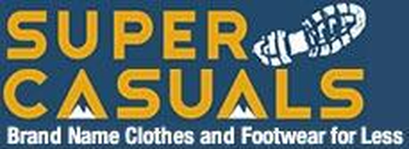 Super Casuals Promo Codes: Up to 77% off