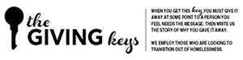 The Giving Keys Promo Codes: Up to 45% off