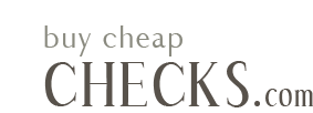 Buy Cheap Checks Promo Codes: Up to 80% off