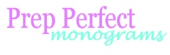 Prep Perfect Monograms Promo Codes: Up to 50% off