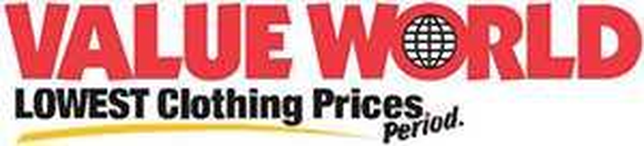 Value World Promo Codes: Up to 50% off