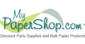 My Paper Shop Promo Codes: Up to 15% off