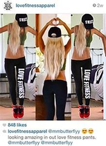 Love Fitness Apparel Promo Codes: Up to 10% off