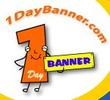 1daybanner Promo Codes: Up to 10% off