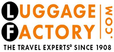 Luggage Factory Promo Codes: Up to 80% off