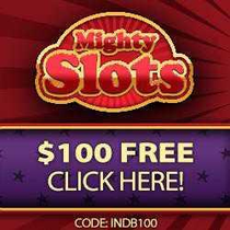 Mighty Slots Promo Codes: Up to 0% off