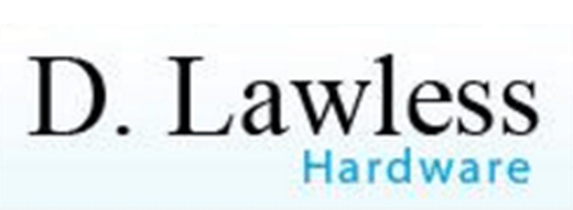 D Lawless Hardware Promo Codes: Up to 5% off