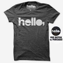 Hello Merch Promo Codes: Up to 50% off